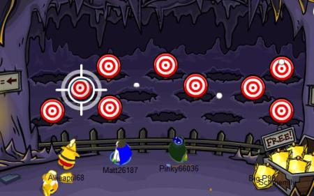 Club Penguin Medivoial Targets
