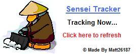 1 Sensei Tracker