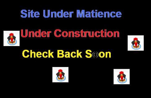 1 Site Under Constucion