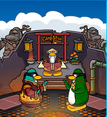 how to become a secret spy on club penguin
